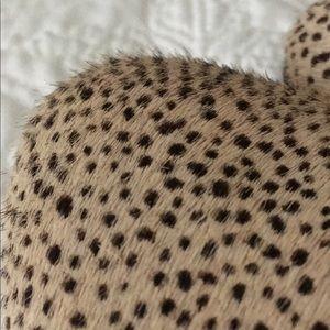 Animal Print Flat